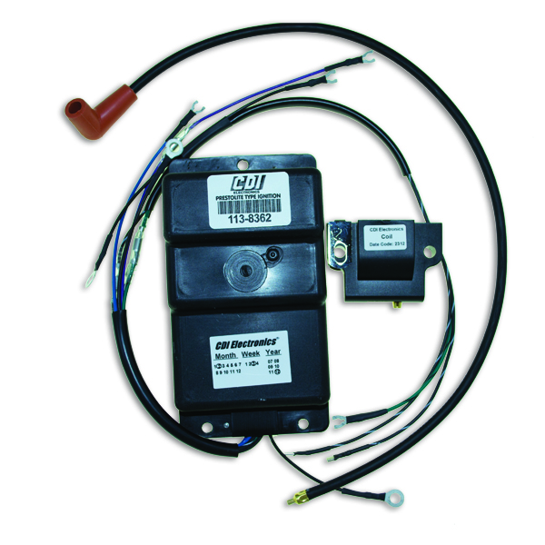 CDI Universal Pulse Pack For Johnson Evinrude 113-8362