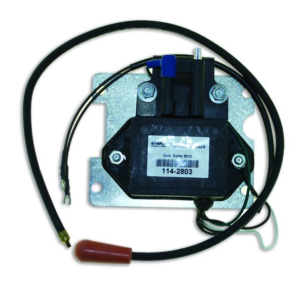 Mercury Force Switch Box Power Pack CDI 19052A1 19052A2 19052A3 19052A5 19052A6