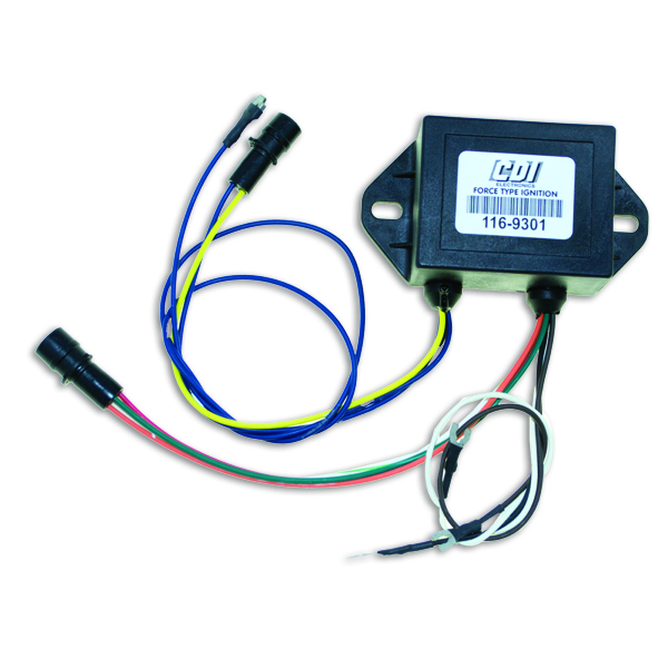 power pack for chrysler force outboard 20 35 hp 78 91 honda 5 wire cdi 125 wiring diagram