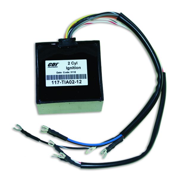 Power Pack Switch Box for Mariner Yamaha 2 Cyl Outboard 48-60HP 83030M, Yamaha: 663-85540-14-00 663-