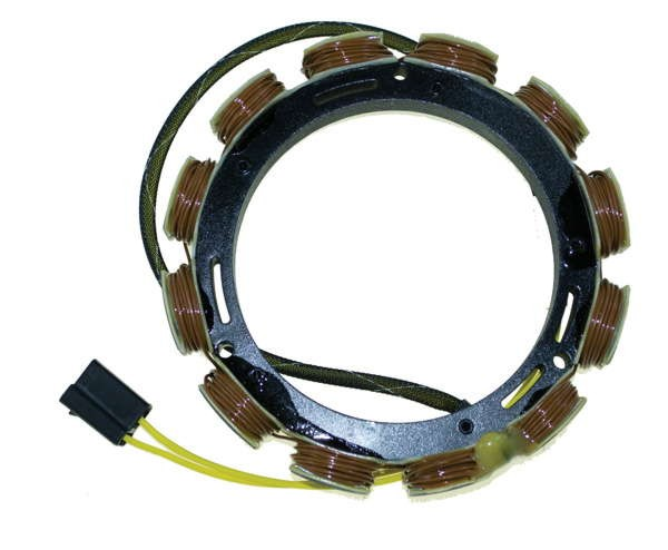 Stator for Johnson Evinrude Battery Charging 15 Amp 1968 100HP 580725