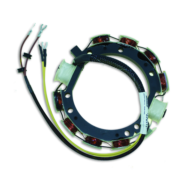 Stator for Johnson Evinrude 6 Amp V4 85-140 HP 73-77 581225 173-1225