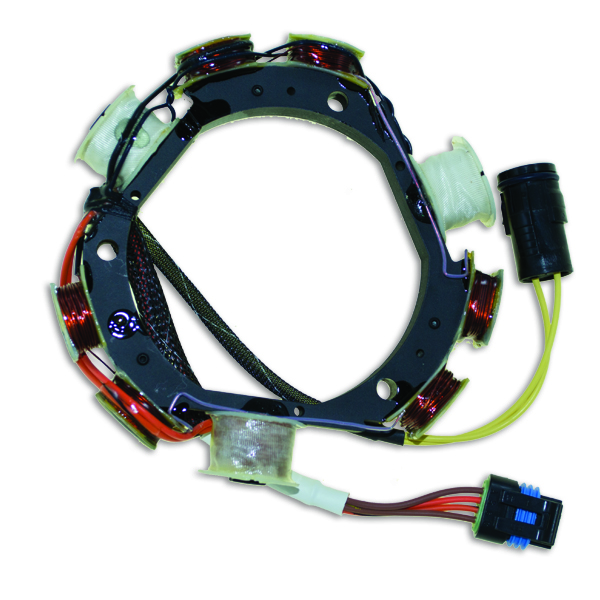 CDI Stator 4 Amp Johnson Evinrude 3 Cylinder Optical 763761