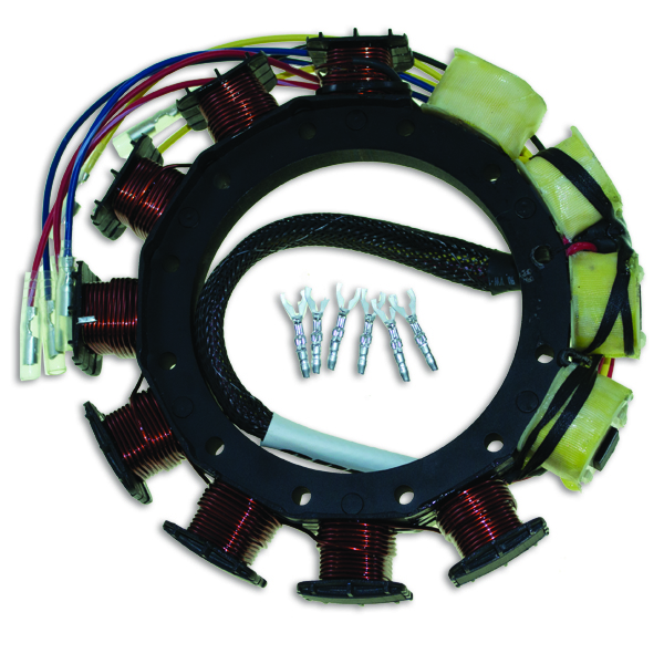 Stator for Mercury Outboard 6 Cylinder 175 210 HP 1997-99 398-9873 CDI