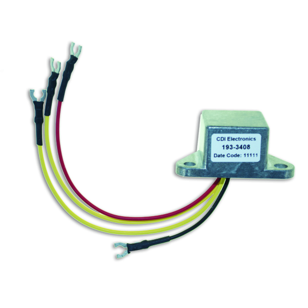 Rectifier Regulated for Johnson Evinrude 50 - 235 HP CDI 193-3408
