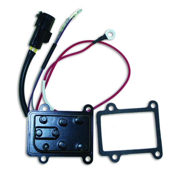 Voltage Rectifier Regulator 90-115 hp Johnson Evinrude 586075 193-6048 18-5830
