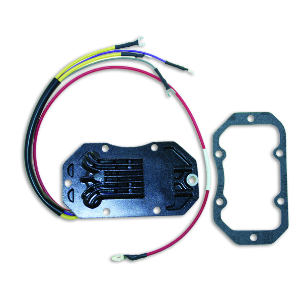 Voltage Regulator for Johnson Evinrude 35 Amp Outboard 395204