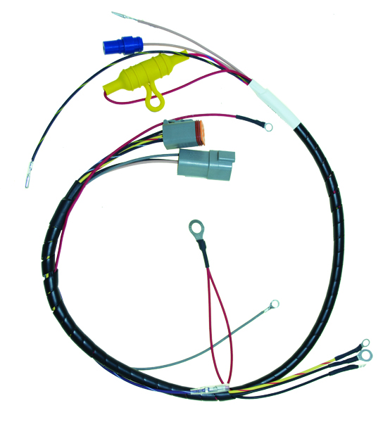 wiring and harnesses for johnson evinrude outboards 1987 Toyota Pickup Wiring Diagram  Engine Diagram Toyota Pickup Wiring Diagrams Engine Electrical Wiring Schematic