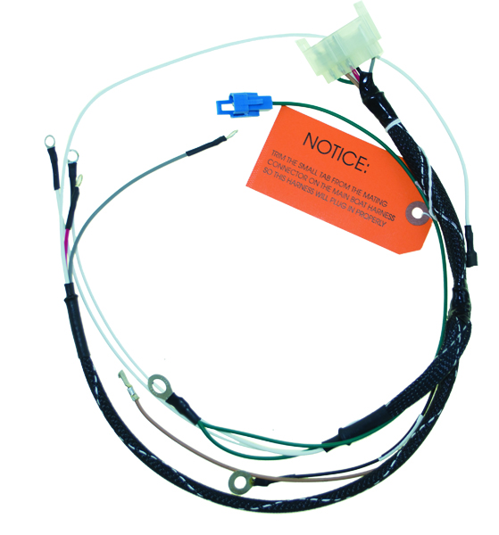 Wiring Harness for Johnson Evinrude 1967 80 HP 4 Cyl 381654 581654