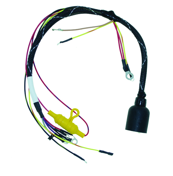 johnson evinrude wire harness basic power list terms