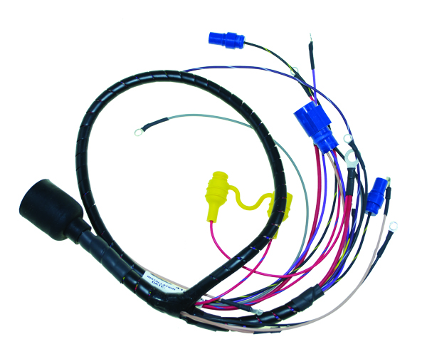 CDI413 3036 johnson evinrude wire harness basic power list terms Trailer Wiring Harness Adapter at edmiracle.co