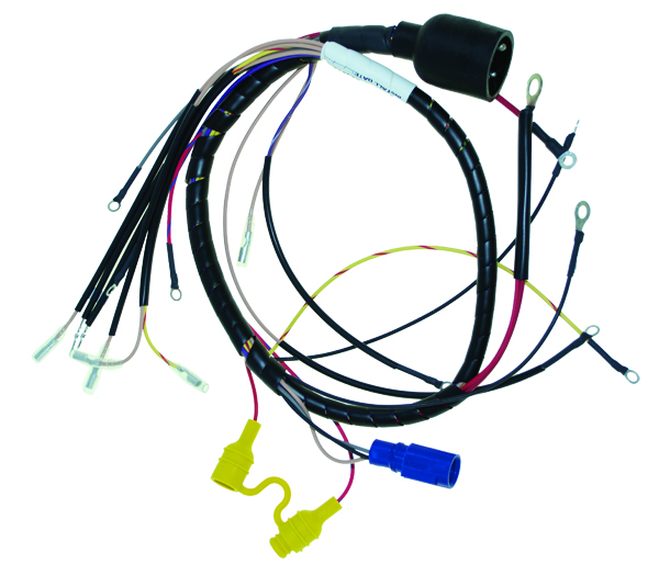 wiring and harnesses marine engine parts fishing tackle wire harness internal engine for johnson evinrude 185 225 hp 88 90 583282