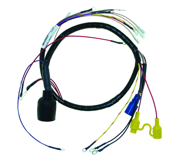wire harness internal for johnson evinrude v4 120 140hp. Black Bedroom Furniture Sets. Home Design Ideas