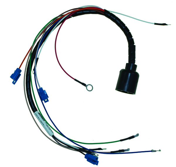 wiring and harnesses marine engine parts fishing tackle wire harness internal engine for johnson evinrude 69 70 40 hp lark 383326