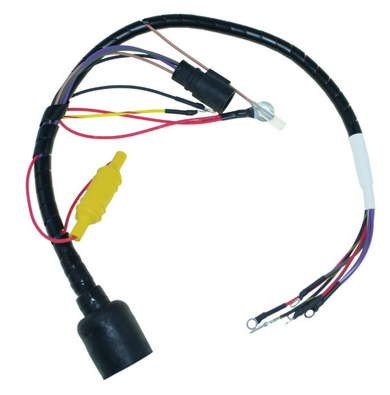 wiring harness johnson evinrude 88 60 70 hp outboards. Black Bedroom Furniture Sets. Home Design Ideas
