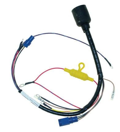 wiring harness johnson evinrude 40 48 50 hp 583602 cdi413 3602 rh bpi ebasicpower com johnson 88 spl wiring harness johnson 35 wiring harness