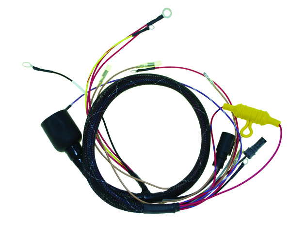 Wire Harness Internal Engine for Johnson Evinrude 1989-90 40 48 50 HP 583649