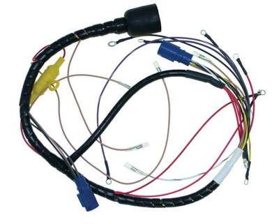 Cdi Wiring Harness