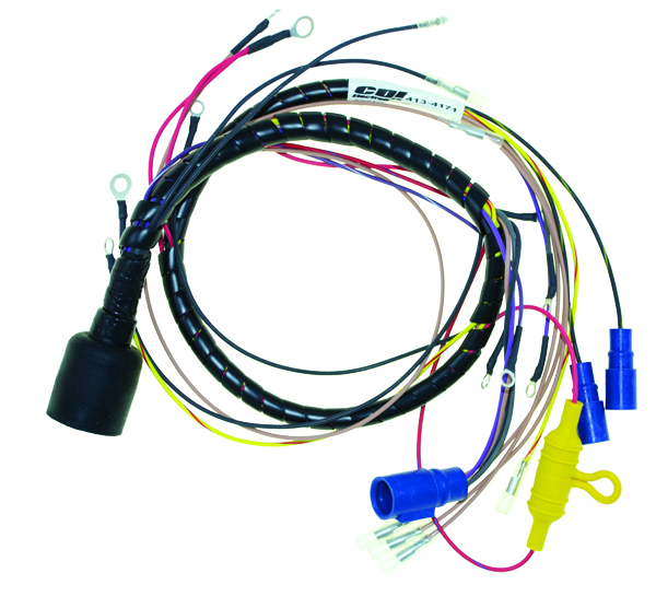 Wiring Harness  Johnson  Evinrude 91 200