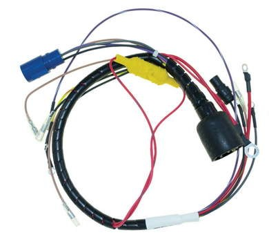 CDI413 4218_thumb wiring harness johnson evinrude 40 50 hp 2 cyl 584218 [cdi413 4218 wiring harness for johnson outboard motor at arjmand.co