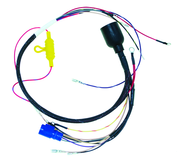 wiring harness johnson evinrude 92 95 40 50 hp outboards. Black Bedroom Furniture Sets. Home Design Ideas