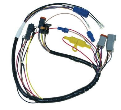 35 evinrude wiring diagram wire harness for johnson    evinrude    96 01 90 115 hp 60 deg  wire harness for johnson    evinrude    96 01 90 115 hp 60 deg