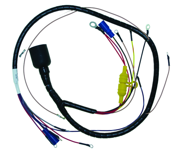 [SCHEMATICS_4NL]  Wiring Harness, Johnson, Evinrude 85 150-235 HP Outboards [CDI413-6409] -  $165.95 : ebasicpower.com, Marine Engine Parts | Fishing Tackle | Basic  Power Industries | Johnson Evinrude Wiring Harness |  | Basic Power Industries