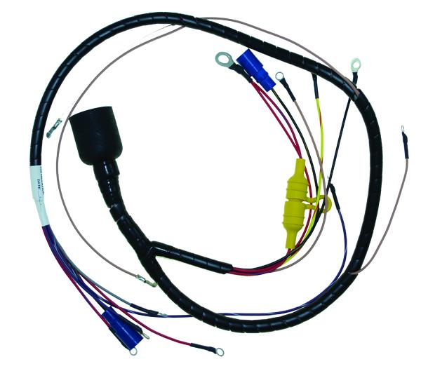 Wiring Harness, Johnson, Evinrude 85 150-235 HP Outboards [CDI413-6409] -  $165.95 : ebasicpower.com, Marine Engine Parts | Fishing Tackle | Basic  Power IndustriesBasic Power Industries