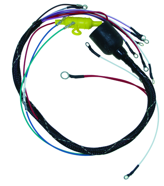 Wire Harness for Johnson Evinrude Outboards 1970-71 60 HP 384050