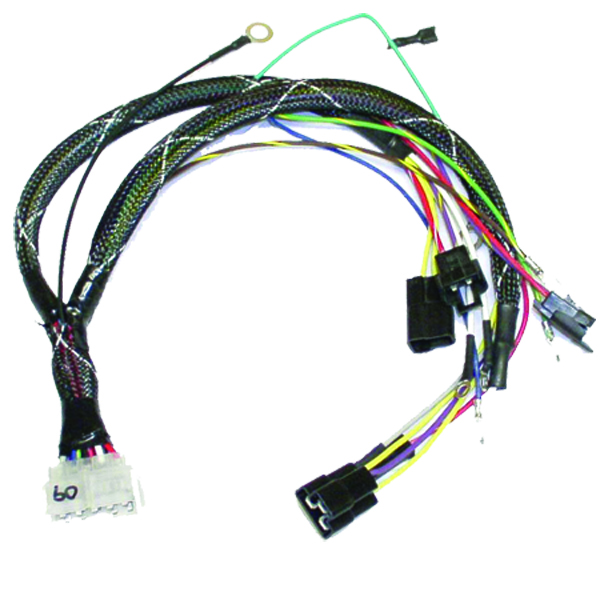 Evinrude Johnson Omc New Instrument Tach Wiring Harness 174732 ... on