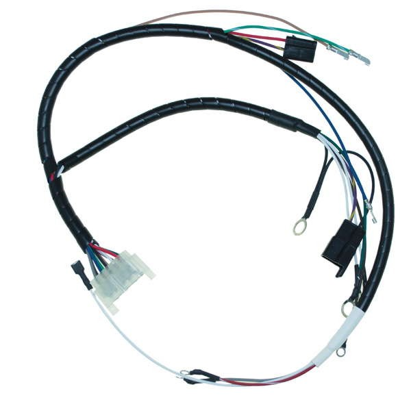 CDI413 9911 wiring harness, johnson, evinrude 68 100 hp outboard engines wiring harness for johnson outboard motor at reclaimingppi.co