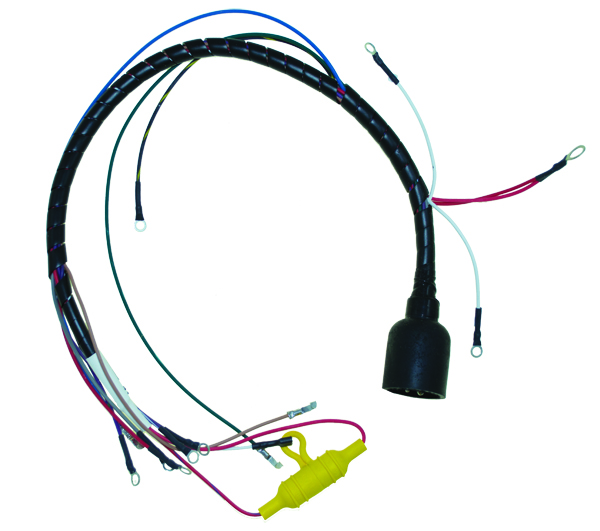 Wire Harness Internal for Johnson Evinrude 3 Cylinder 65HP 1972 385067