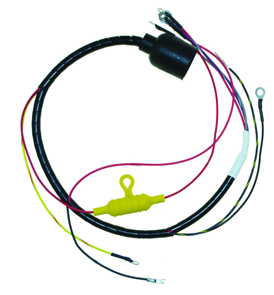 CDI413 9913 cdi engine wiring harnesses Auto Wiring Color Code 1950 Mercury at gsmx.co