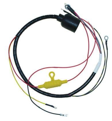 wire harness internal for johnson evinrude round plug 1978. Black Bedroom Furniture Sets. Home Design Ideas
