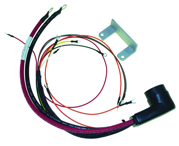 CDI414 5532 wire harness boat side mercury mariner 6' battery 20' control cdi Auto Wiring Color Code 1950 Mercury at gsmx.co