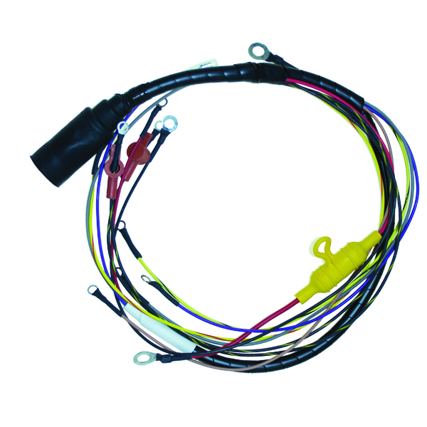 CDI414 6220A12 wiring harnesses for mercury mariner outboards  at virtualis.co