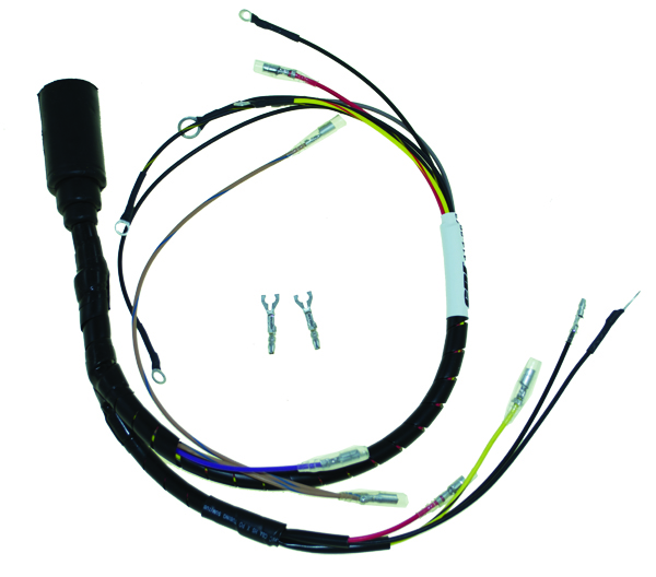 CDI414 8672 wiring harnesses for mercury mariner outboards mercury wiring harness at crackthecode.co
