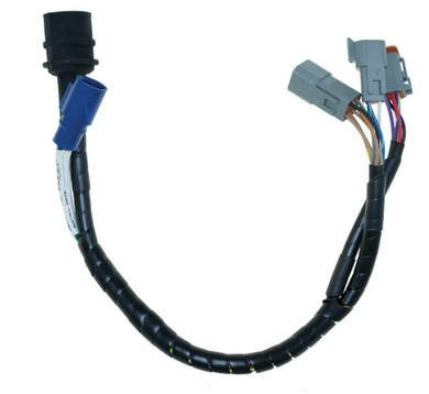 CDI423 6344_thumb adapter engine harness johnson evinrude 1995 older to new wiring harness adapter 1996 johnson 28hp at mifinder.co