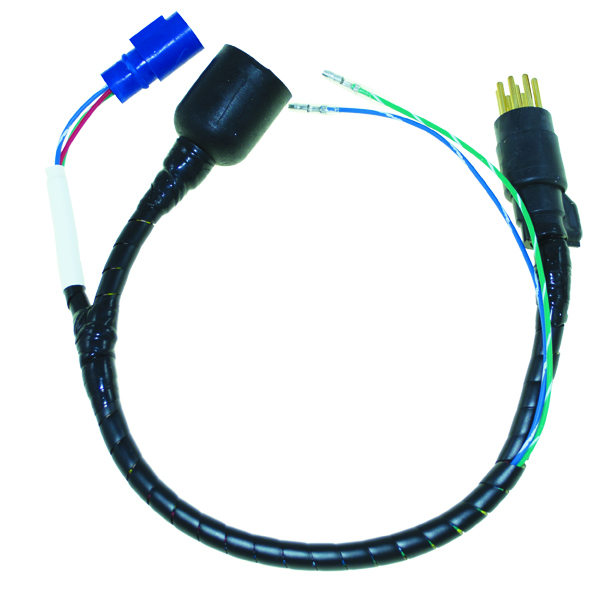 CDI423 9510 wiring harnesses for mercury mariner outboards Trailer Wiring Harness Adapter at gsmx.co