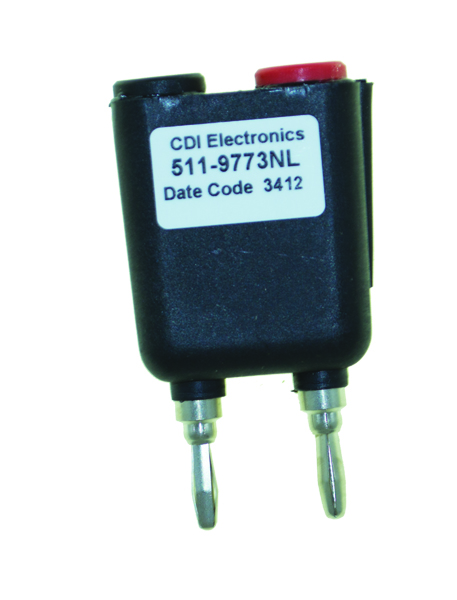 DVA Peak Voltage Adapter without leads