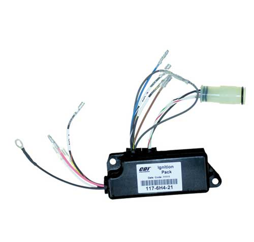 Power Pack Ignition Yamaha Outboard 6H4-85540-21-00 6H4-85540-20-00