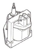 Ignition Coil Assembly, Crusader CRU38079