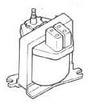 Ignition Coil Assembly, Crusader