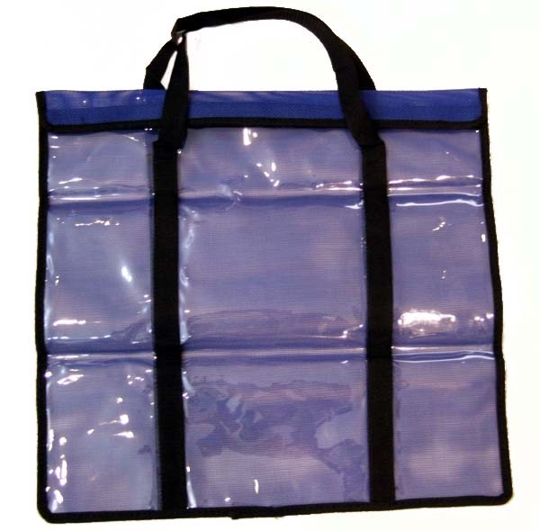 17 in X 18 in, 1-Pocket Lure Bag