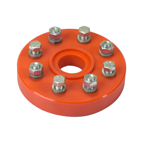 DriveSaver 4 Inch Vibration-Reducing Component for Borg Warner
