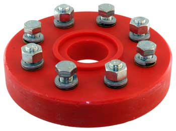 DriveSaver Vibration Reducing Coupling Adapter Velvet Drive 5 Inch