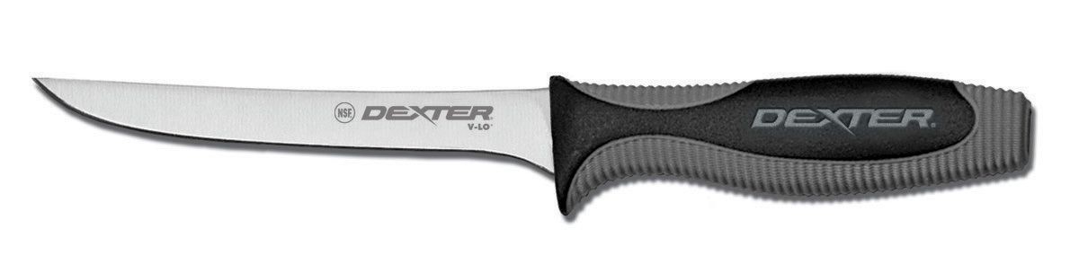 "6"" Flexible Boning Knife, V-Lo"