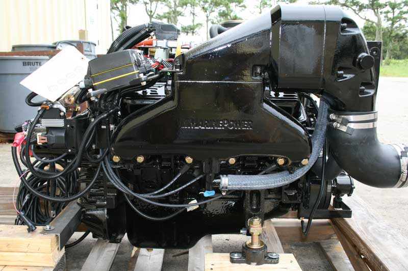 What Is A Base Marine Engine Ebasicpower