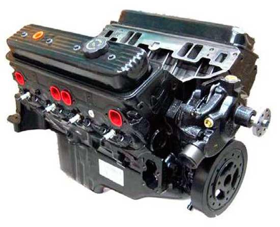 Edm on 1998 350 Chevy Vortec Engine