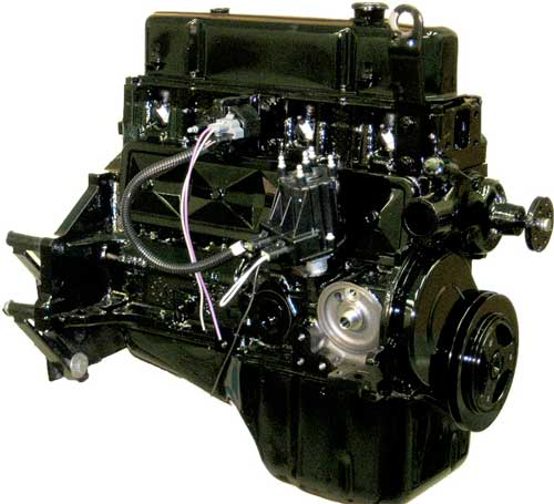 Engine 3 0l 181 Lh Gm Base Marine 4 Cylinder Engine  Ppg3 01pc